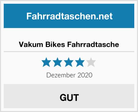 Vakum Bikes Fahrradtasche Test