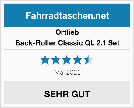 Ortlieb Back-Roller Classic QL 2.1 Set Test