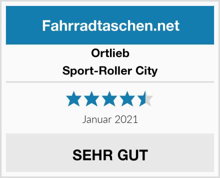 Ortlieb Sport-Roller City Test