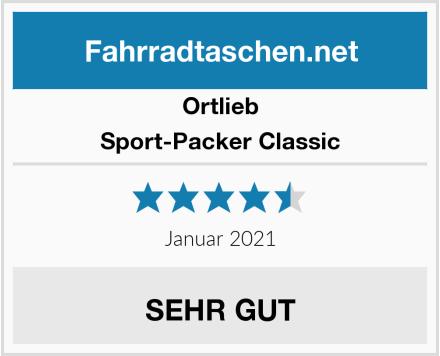 Ortlieb Sport-Packer Classic Test