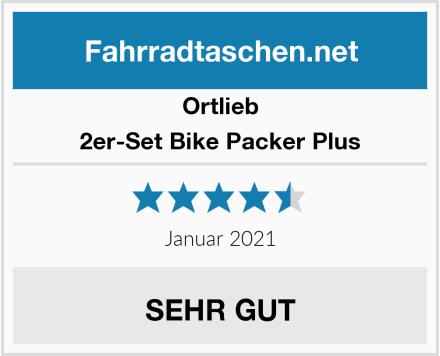 Ortlieb 2er-Set Bike Packer Plus Test