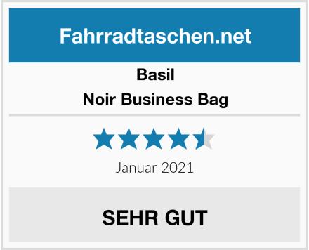 Basil Noir Business Bag Test