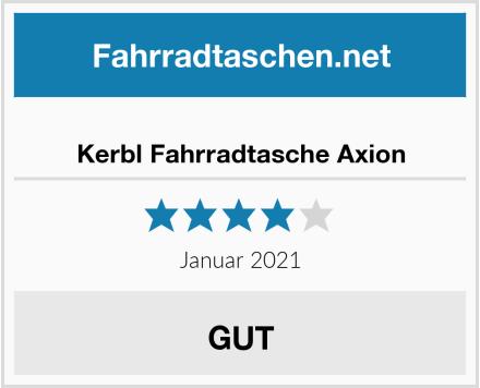 Kerbl Fahrradtasche Axion Test