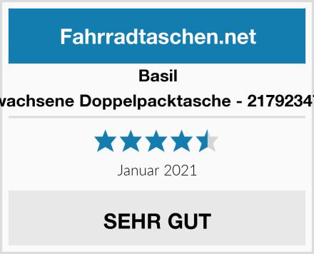 Basil Erwachsene Doppelpacktasche - 2179234760 Test