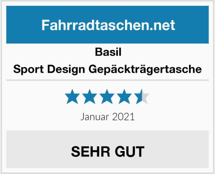 Basil Sport Design Gepäckträgertasche Test