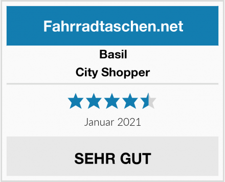 Basil City Shopper Test