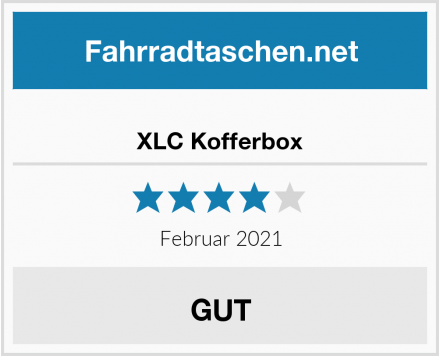 XLC Kofferbox Test