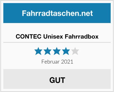 CONTEC Unisex Fahrradbox Test
