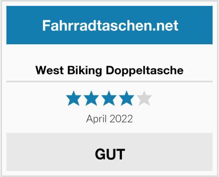 West Biking Doppeltasche Test
