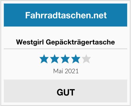 Westgirl Gepäckträgertasche Test