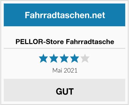 PELLOR-Store Fahrradtasche Test