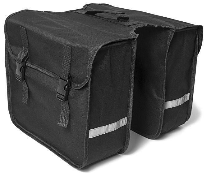 Büchel Fahrrad-Doppeltasche