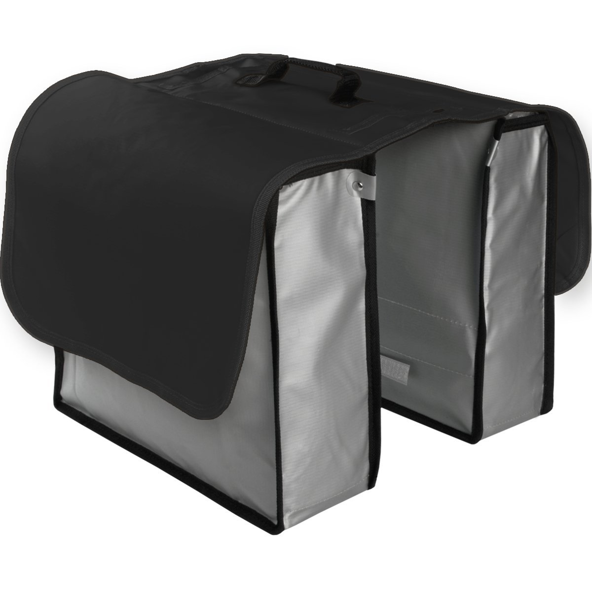 Filmer Gepäckträgertasche aus Tarpaulin