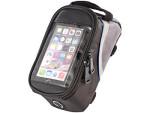 PEARL zeigt universelle Fahrradtasche für Smartphones bis 5,2″