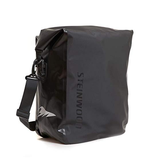 Steinwood Premium Fahrradtasche für Gepäckträger
