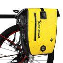 West Biking Wasserdichte 25L Gepäckträgertasche