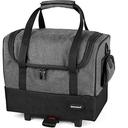 Haberland Unisex – Erwachsene Gepäckträgertasche 2179423820