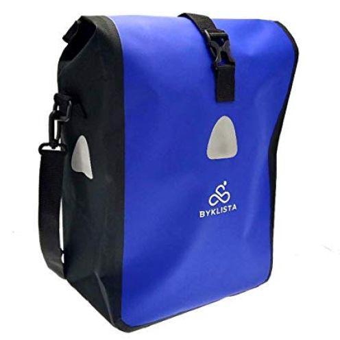 BYKLISTA Premium Fahrradtasche für Gepäckträger