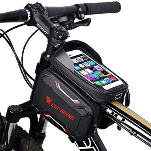 Fahrrad Rahmentasche wasserdicht