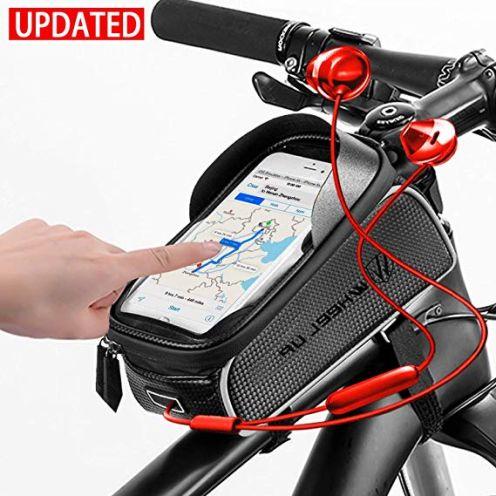Oulakary Fahrrad Rahmentasche
