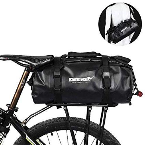 Selighting Fahrrad Gepäckträgertasche