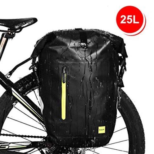 WATERFLY 25L Fahrradtasche Gepäckträger