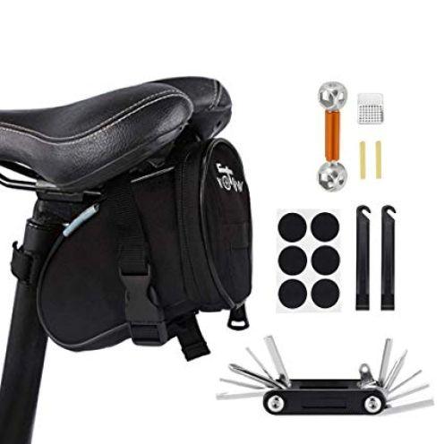 WOTOW Fahrrad-Satteltasche