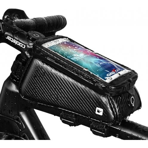 Grefay Fahrrad Rahmentasche