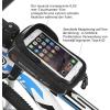 HIKENTURE Fahrradtasche mit Fingerabdrucksensor