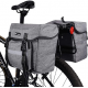 ICOCOPRO Fahrrad Doppeltasche Test