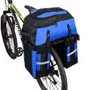 PELLOR Fahrrad Gepäcktasche