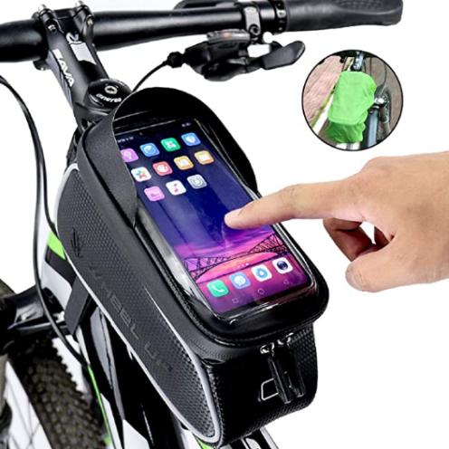 snawowo Fahrrad Rahmentasche