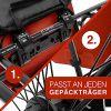 Valkental 3in1 Fahrradtasche