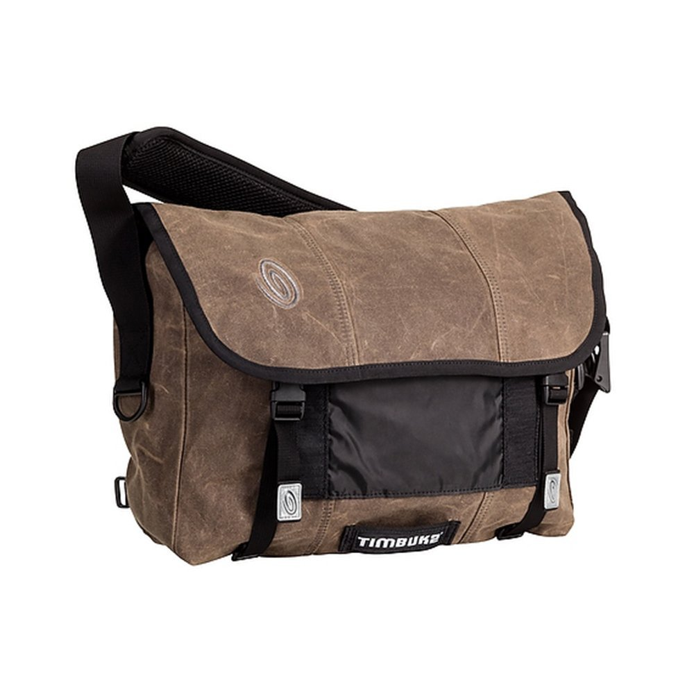 Timbuk2 Classic Messenger Bag in Waxed Canvas